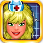 Doctor Make-Over Party - Crazy Girls Fashion Salon Make-Up HD FREE icon