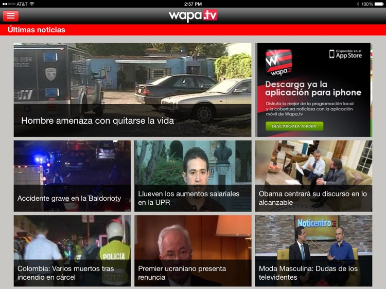 WapaTV for iPad screenshot-3