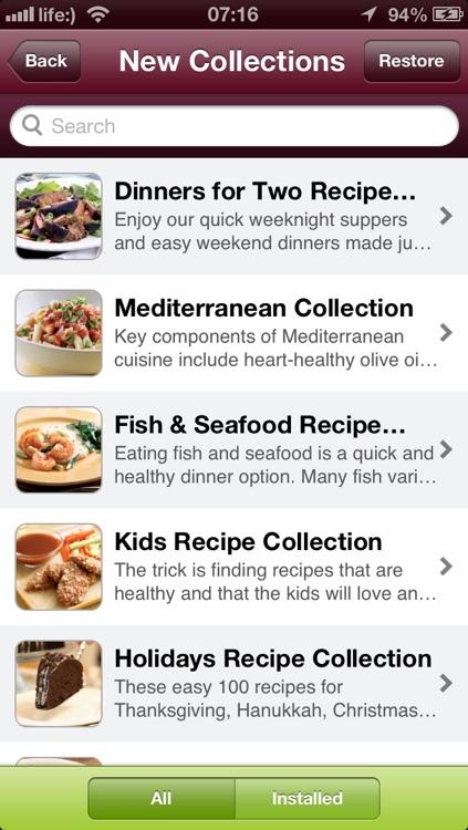 EatingWell Healthy in a Hurry screenshot-4