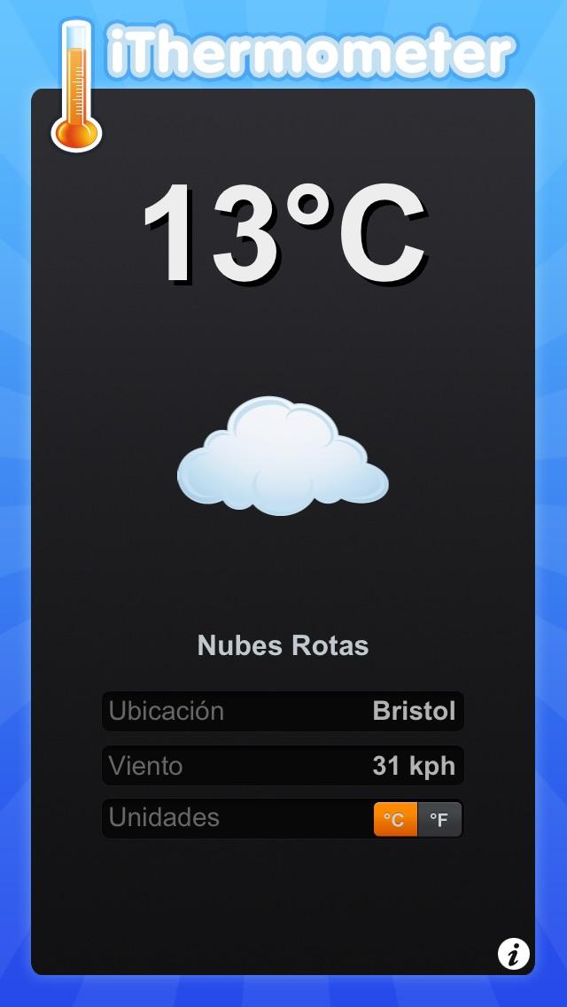 download iThermometer Gratuito apps 0