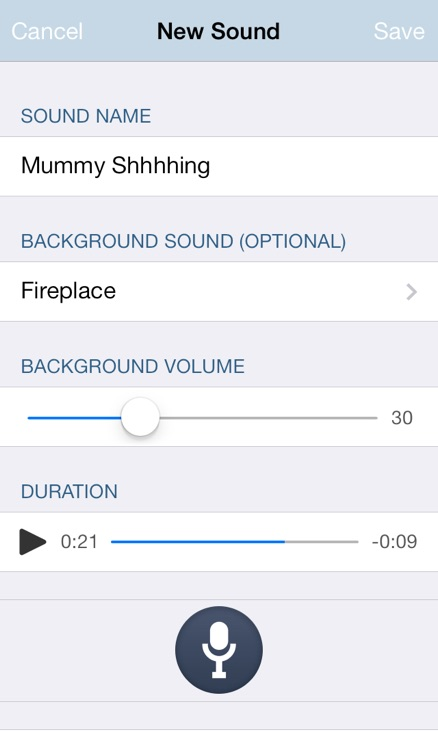 Sound Sleeper - calming, soothing sounds of nature, relaxing melodies, ambiance, and white noise generator for relaxation, meditation, rest and better sleep screenshot-4