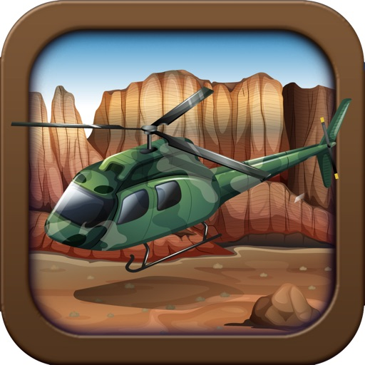 Helicopter Attack Fighter - Chopper Assault Game