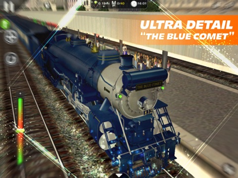 Train Driver Journey 4 - Introduction to Steam на iPad