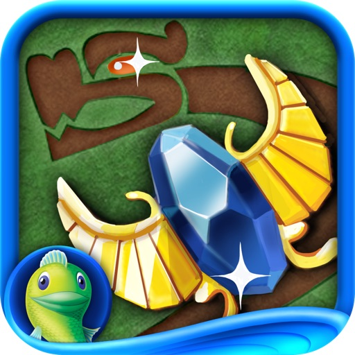 Jewels of Cleopatra 2: Aztec Mysteries - A Match 3 Puzzle Adventure icon