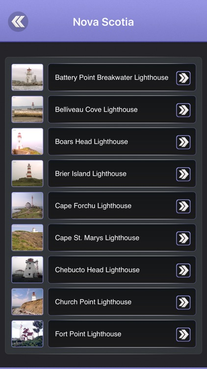 Canada Lighthouses screenshot-1