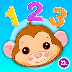Preschool Math · Basic Skills School: Learn Numbers, TeachMe Shapes and Toddler Counting 123: Fun Preschool and Kindergaten Learning Games Puzzle Matching Adventure with Abby Monkey® For Curious Children and Toddler Loves Toys Train (kids age 2 - 5)