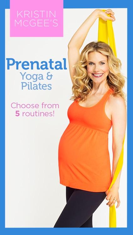 Prenatal Yoga and Pilates with Kristin McGee