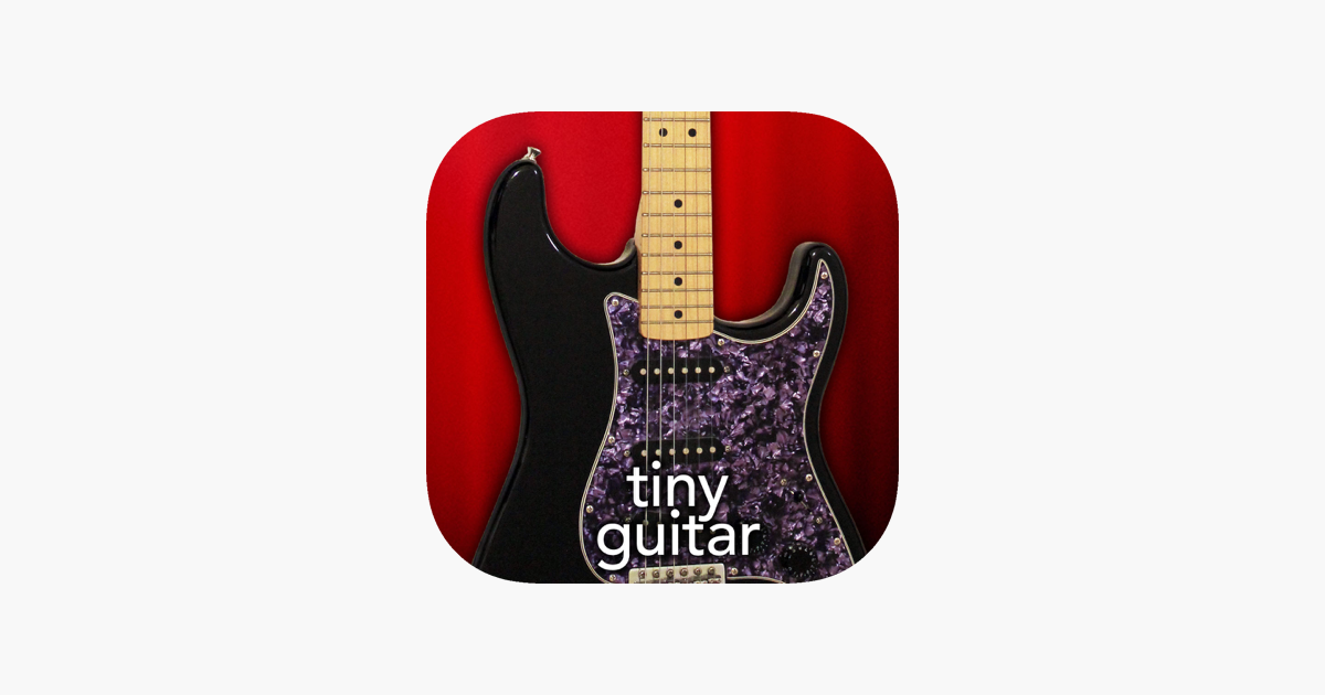 Tiny Guitar on the App Store