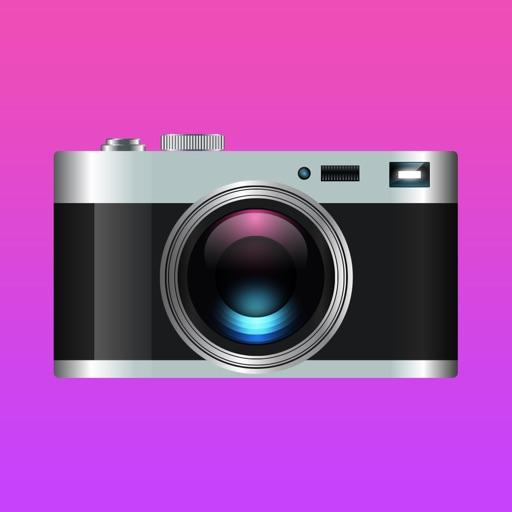 Vintage Camera Lomo Photo Film Filters - Analogy Old Camera Vintage Effects