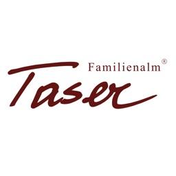 Taser Familienalm
