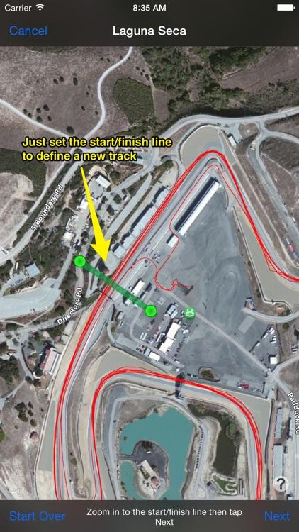 RaceTrace screenshot-4