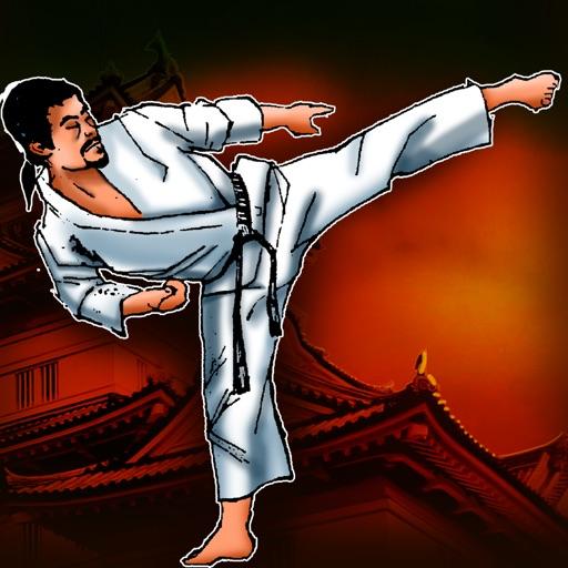 Черный пояс каратэ чемпионов: боевые искусства Додзе Храм Мира - Free Edition