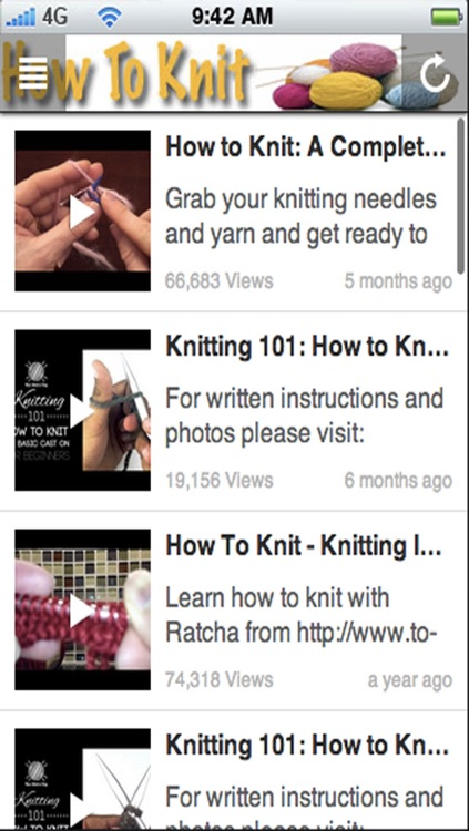 How To Knit: Learn How To Knit and Discover New Knitting Patterns!