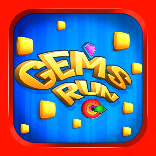 Gems Run icon
