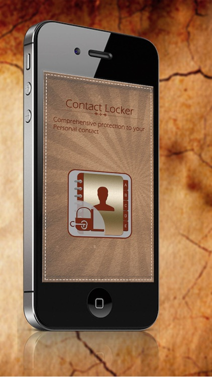 Contact Locker-Protect Private Contacts And Hide Full Locker Pro screenshot-4