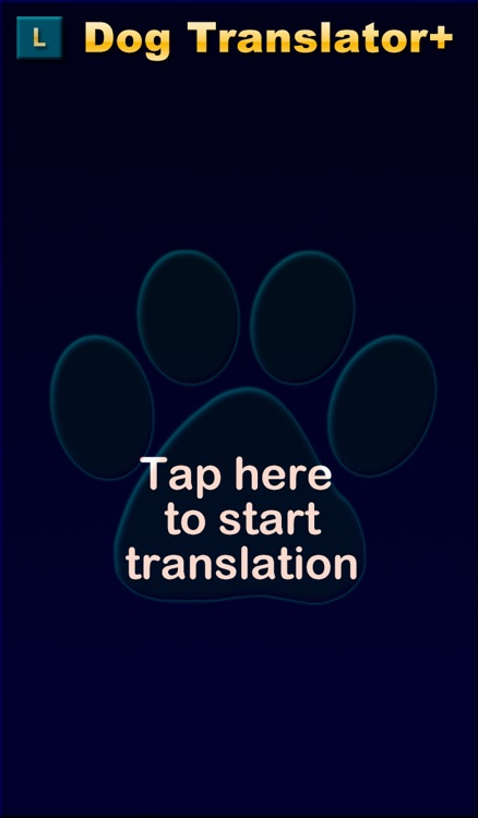 Dog Translator! screenshot-3