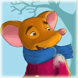 """The Pinchpenny Mouse 2"" winter adventure interactive storybook"