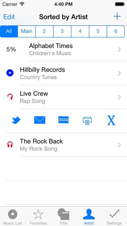 RecordMusic screenshot-3