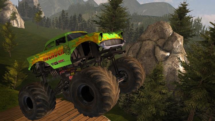 Monster Jam Game screenshot-4