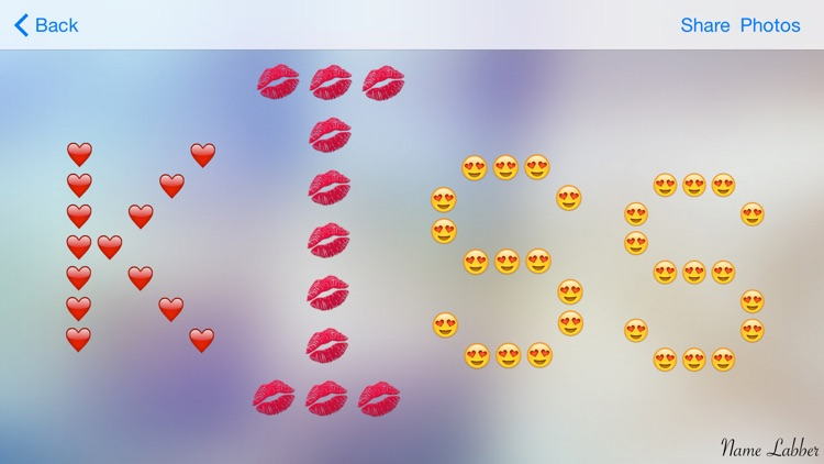 Emoji Name