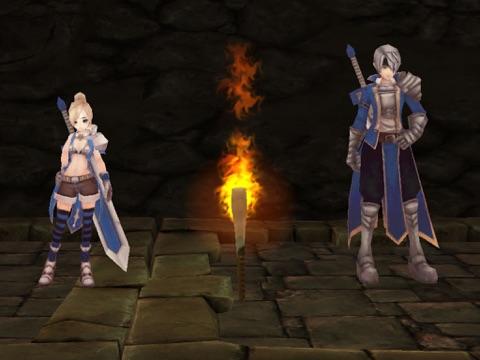 Blade Heroes - Dungeon Of Shadow Free-ipad-2