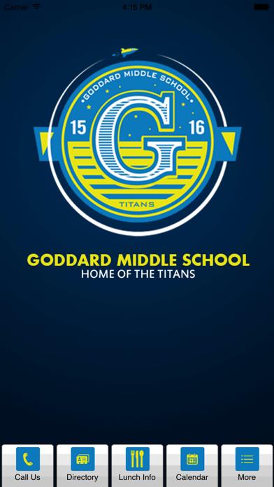 点击获取Goddard Middle School