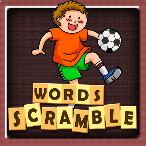 Words Scramble - Activities