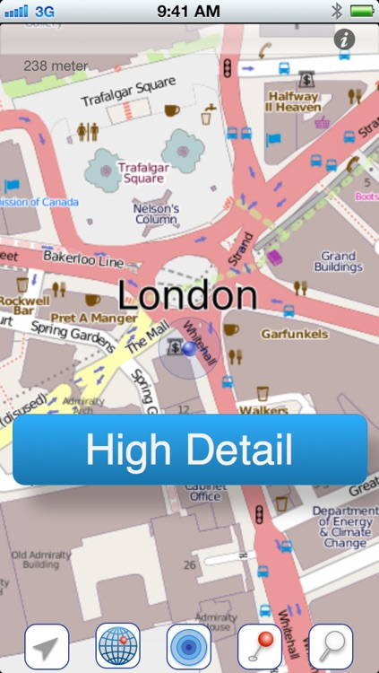 London Offline Citymap screenshot-1