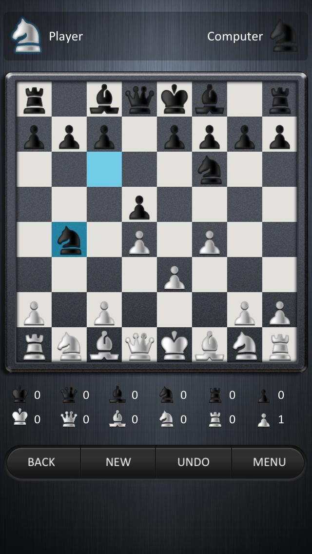 Chess ++ Screenshot