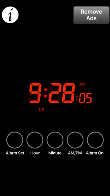 Alarm Clock Free - Wake Up with This Easy to Use Alarm Clock for iPhone, iPad and iPod Touch!