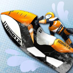 Ícone do app Aqua Moto Racing 2