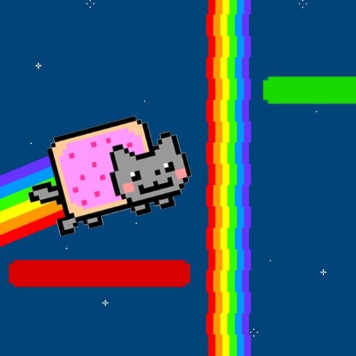 Nyan Cat Climb