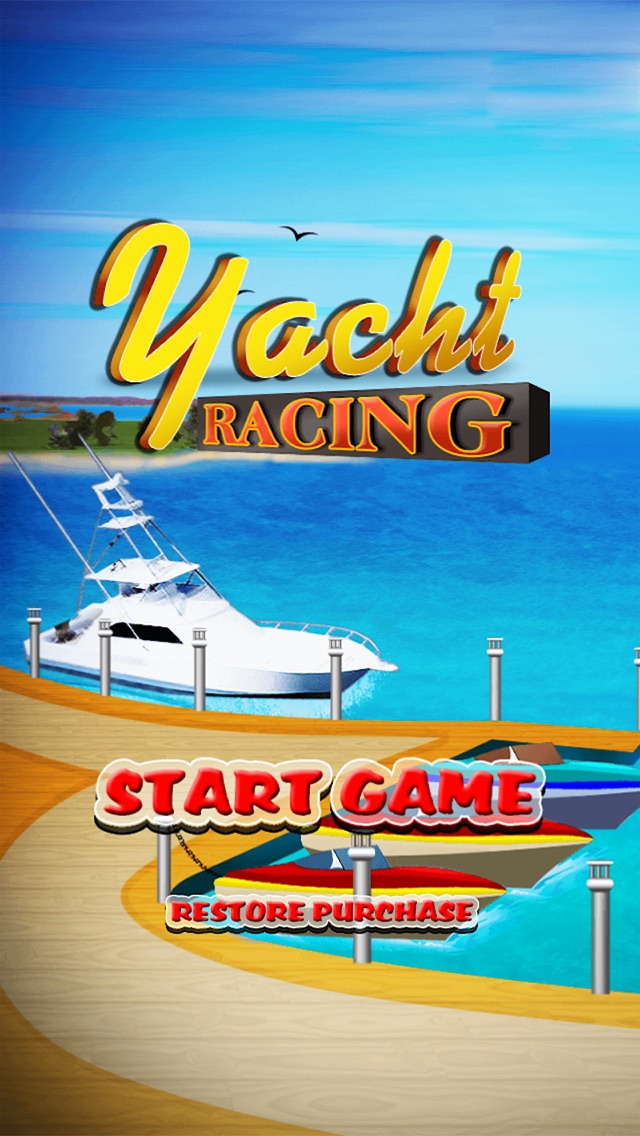 Yacht Racing : Luxury Race-0