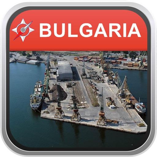 Offline Map Bulgaria: City Navigator Maps