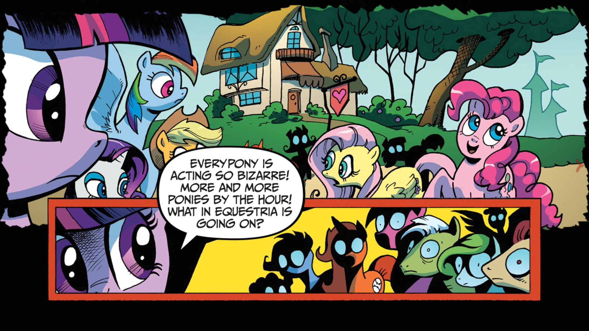 Madefire Comics & Motion Books screenshot 14