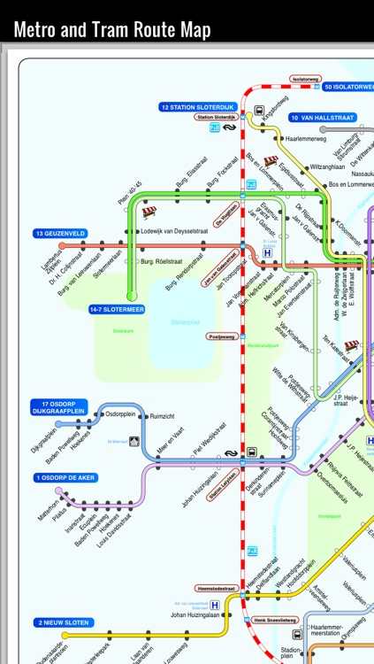 Amsterdam travel guide Amsterdam map offline, Holland FYRA GVB bus Amsterdam tram tourist attractions, metro Amsterdam underground, i amsterdam train maps screenshot-3