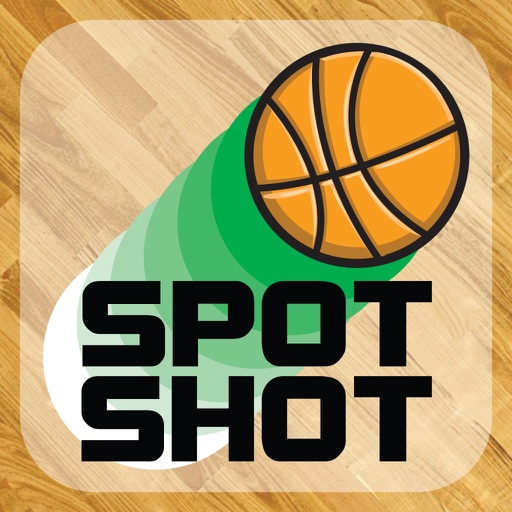 Spot Shot Basketball by Duane Leu