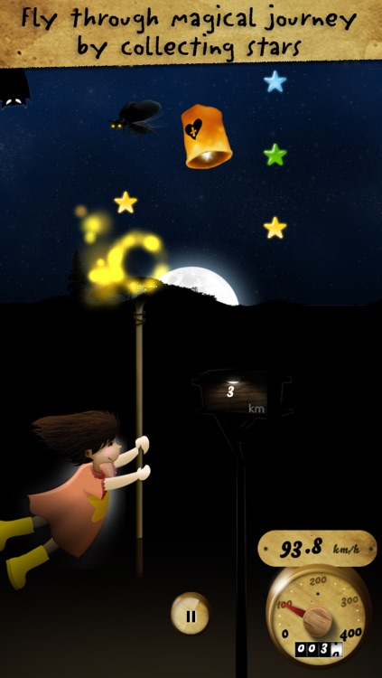 Starry Fly screenshot-0