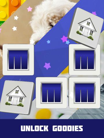 Matchingo - A Memory Matching Game screenshot