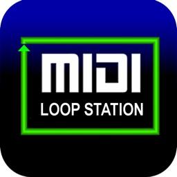 Midi Loop Station