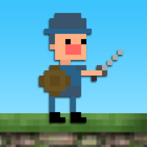 Adventures of a Dragon Hunter: Pixel Kingdom icon