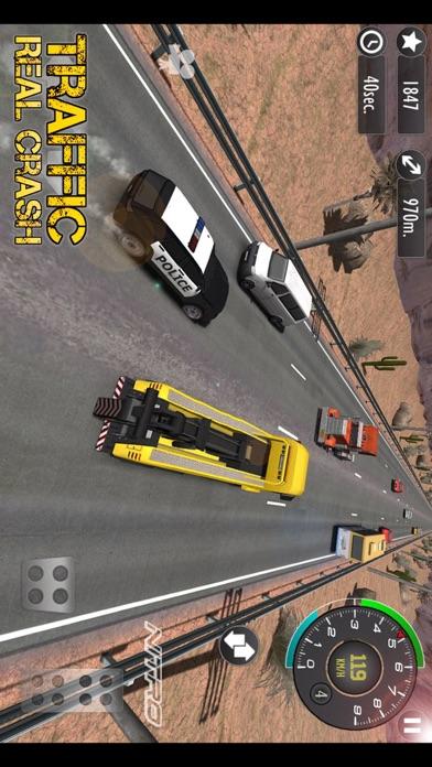 Real Racer Crash Traffic 3Dのおすすめ画像5