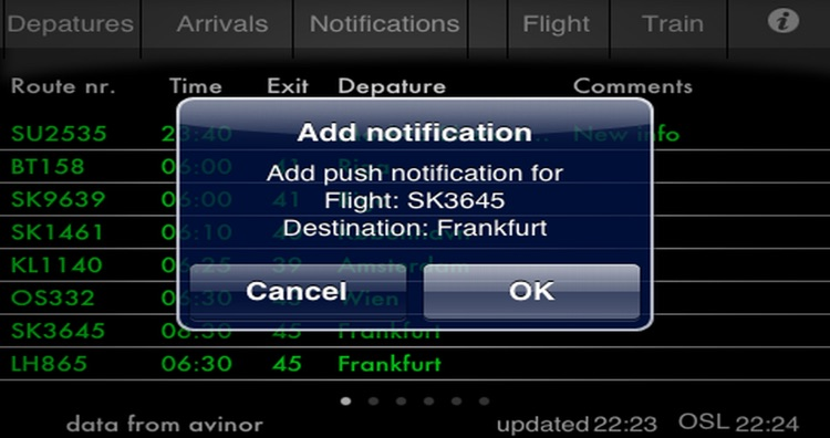 Flightboard screenshot-3
