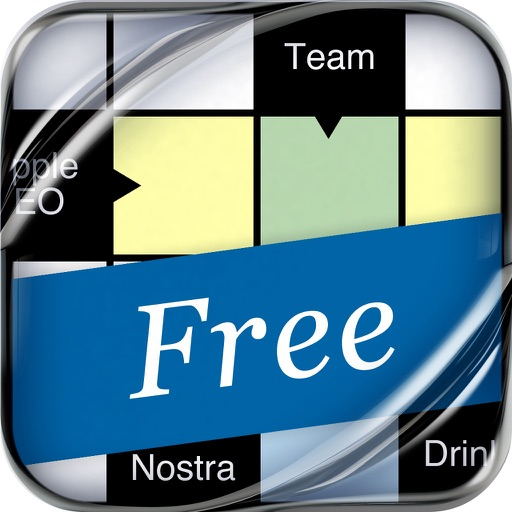 Crossword: Arrow Words - the Free Crosswords Puzzle App for iPhone icon