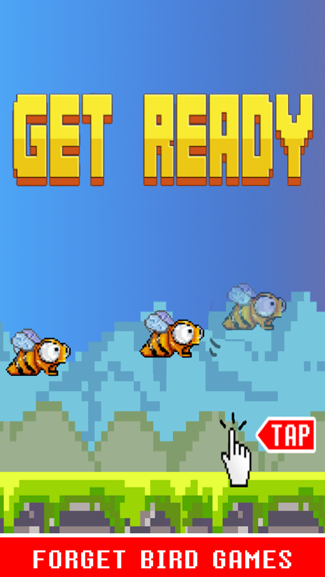 Flappy Fly Hard ™ - Not An Easy Bird Game Impossible!のおすすめ画像1