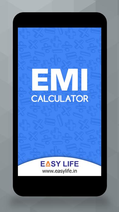 EasylifeEMI Calculator