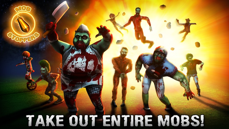 ReKillers : Zombie Defense screenshot-1
