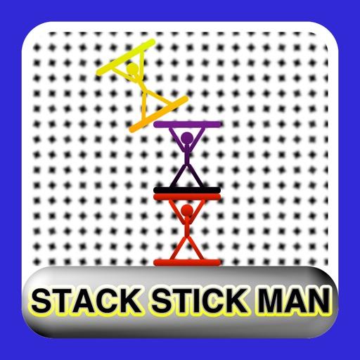 Amazing Stack Stick Man