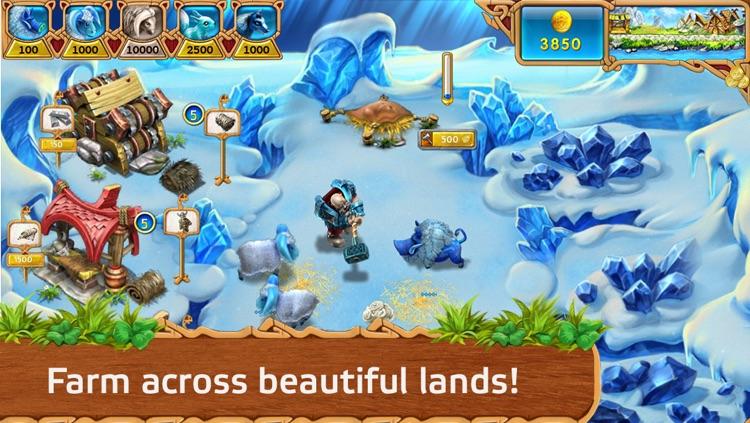 Farm Frenzy: Viking Heroes (Free) screenshot-4