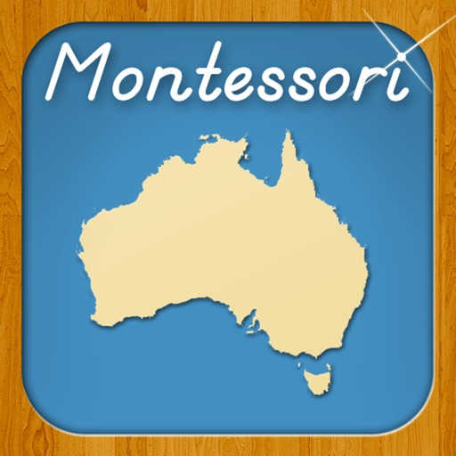 States & Territories of Australia - A Montessori Approach To Geography HD